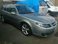 Saab 9.5 estate. 2009 1.9 tid