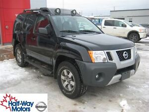 2013 Nissan Xterra PRO-4X | Rugged Off-Road Capability!