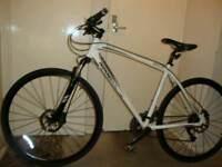 Diamondback ( contra plus) hydraulic disc brakes hybrid Road bike
