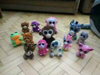 Ty soft toy bundle