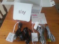 sky broadband router sr101