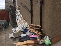 Need rubbish removal