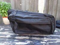 Expandable Motorbike saddle bags great quality
