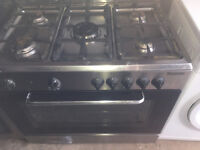 BAUMATIC RANGE COOKER GAS ON TOP, ELECTRIC OVEN 90 CM ...FREE DELIVERY