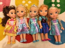 Disney toddler dolls