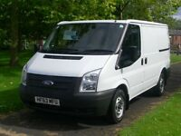 63 Reg Ford Transit 100 T260 (73,000 Miles) Finance Available. Fsh. Just had a full service