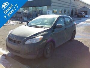 2011 Toyota Matrix *RÉSERVÉ* ***LIQUIDATION***