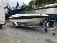 Maxum sr1800 sports boat