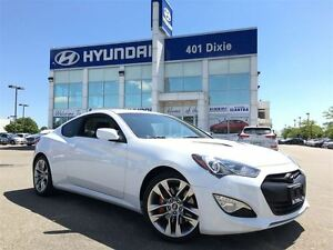 2015 Hyundai Genesis Coupe 3.8 R-SPEC|6-SPEED|348HP|LOW KM