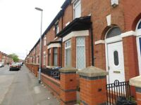 Available double room in Vine Street, Openshaw M11