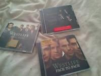 Westlife CD's