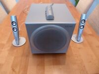 TEAC POWERMAX 1300 2.1 SPEAKER SYSTEM - MANCHESTER CITY CENTRE