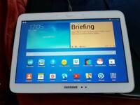 Samsung Galaxy tab 2-10 inches screen
