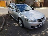 2005 Honda Accord 2.2 i-CDTi Executive Tourer 5dr Manual @07445775115
