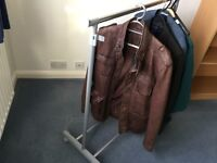 2 x Leather jackets, both excellent condition