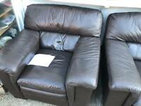 Free Leather armchairs