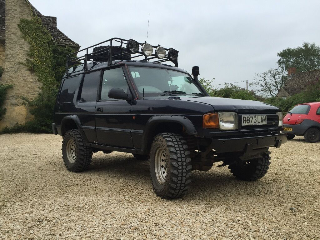 Land Rover 300 Tdi Commercial Off Road Monster 300tdi Td5