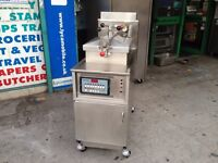 HENNY PENNY FASTRON FRIED CHICKEN PRESSURE FRYER MACHINE CATERING COMMERCIAL FAST FOOD KITCHEN BAR