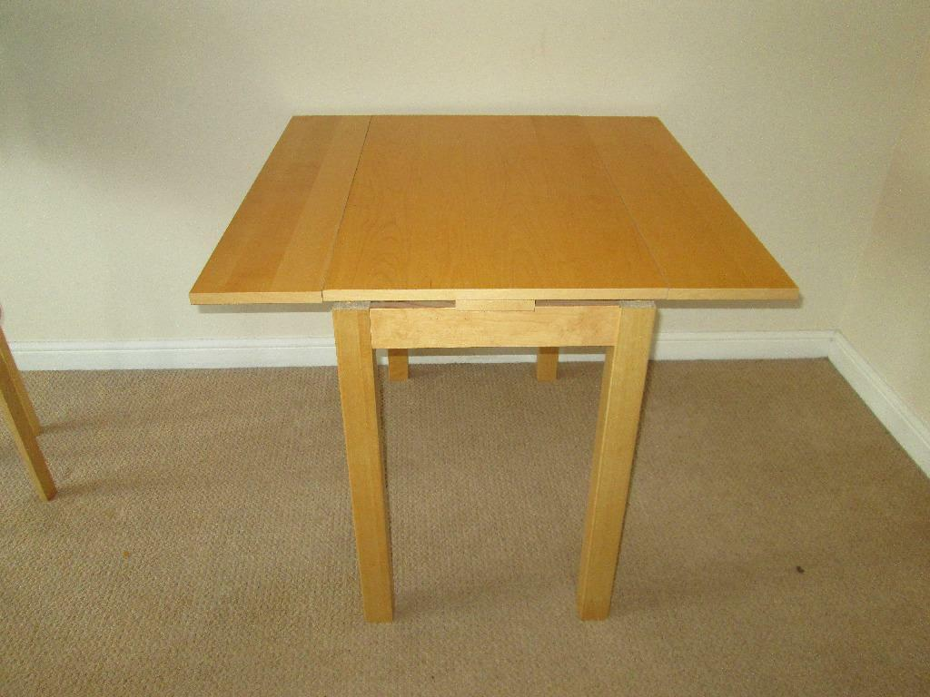 Dining table seats 2 4 and two stools for sale in  : 86 from www.gumtree.com size 1024 x 768 jpeg 83kB