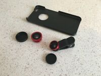 iPhone 6/6s Case + Lenses