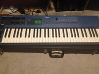 Reluctantly for sale my Yamaha CS1x control synth.