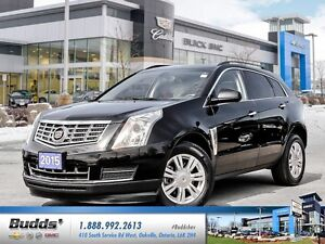 2015 Cadillac SRX Base Safety & Re Conditioned