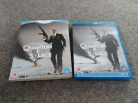 Blu-Ray Disc - James Bond Quantum of Solace