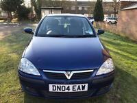 Vauxhall Corsa 1.2 SXI Automatic LONG MOT!