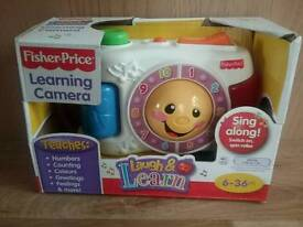 Fisher Price Laugh and Learn Camera