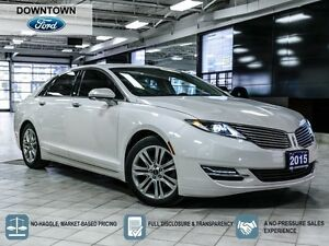 2014 Lincoln MKZ Low Mileage Trade in with Car Proof Verified