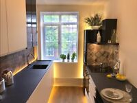 Fully renovated/furnished, ready to move in 3 bedroom stunning duplex apartment on Tower Bridge Road