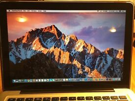 """Boxed Apple MacBook Pro 13"""" i5 Processor 4/8Gb Ram 750Gb Dual (2x) HDD! Fully Tested New Case"""