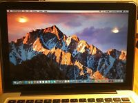 "Boxed Apple MacBook Pro 13"" i5 Processor 4/8Gb Ram 750Gb Dual (2x) HDD! Fully Tested New Case"