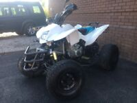 2011 61 reg Bashan Road legal quad