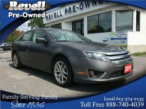 2011 Ford Fusion SEL AWD  *V6  Moonroof  Leather