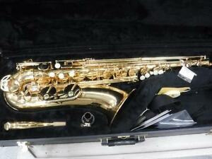 Julius Keilwerth Tanor Saxaphone For Sale. We Sell Used Musical Instruments. 103275
