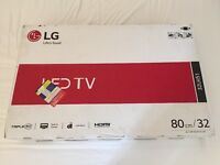"""Brand New 32"""" LG LED TV model 32LH51"""