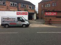 Part Worn Or New Tyres Salford
