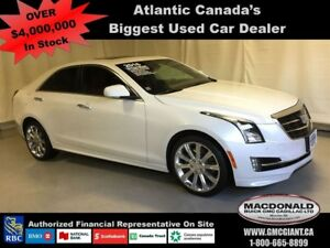 2016 Cadillac ATS 2.0L Turbo Premium Collection
