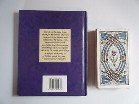 Tarot Cards and book