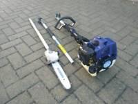 Hyundai long reach pole petrol chainsaw
