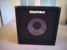 "Hartke 115xl - 1x15"" - 200 watts - bass guitar speaker cabinet"