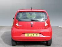 SEAT Mii I-TECH (red) 2015-03-10