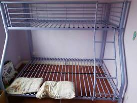 double bed bunk
