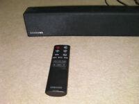 Samsung HW-K360 XU 130 W 2.1 Soundbar with Wireless Subwoofer