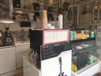 Coffee shop to Sell