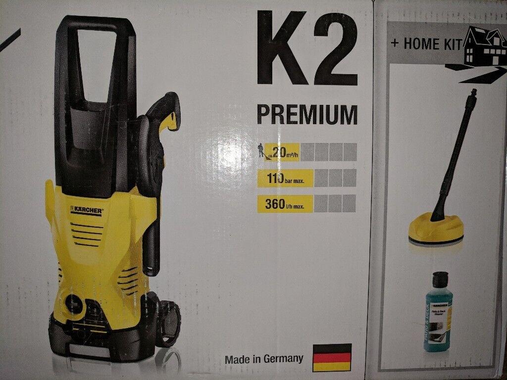 Uitzonderlijk Brand new, sealed in box, Karcher K2 Premium pressure washer VB71