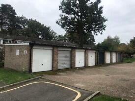 Lock Up Garage (rent) - Close To Station