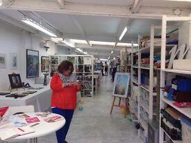 Studio, workshop, workspace in shared ground floor unit Surbiton
