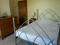 Spacious, Furnished Double Room in 2 bed house. Sharing with 1 other.